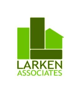 Redesign Larken Logo Pantone